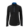 Ash City Ladies Radar Half-Zip Performance Long Sleeve Top- 5 Colors