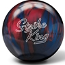 Brunswick Strike King Bowling Ball- Blue/Red Pearl