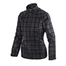Ash City Ladies Locale Lightweight City Plaid Jacket