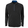 Ash City Mens Raddar Half Zip Performance Shirt