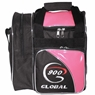 900 Global Fresh 1 Ball Tote Bowling Bag- Pink/Black