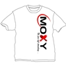 Moxy No Pin Left Standing T Shirt Vertical
