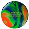 Columbia Freeze Bowling Ball- Blue/Orange/Green