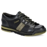 Dexter Mens SST Tank Bowling Shoes- Black/Olive- Left Hand
