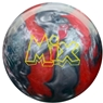 Storm Mix Urethane Bowling Ball- Red/Silver Pearl
