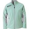 Ash City Ladies 3-Layer Light Bonded Soft Shell Jacket