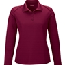 Ash City Ladies Armour Long Sleeve Polo