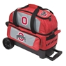 Ohio State University Double Ball Roller Bowling Bag