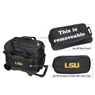 LSU Double Ball Roller Bowling Bag