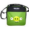 Green Minion Pig Angry Birds Bowling Bag
