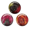 DV8 Ruckus Feud, Diva Pearl and Misfit Red/Orange Bowling Ball Package