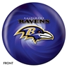 Baltimore Ravens NFL Bowling Ball