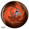 Cleveland Browns NFL Bowling Ball
