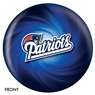 New England Patriots NFL Bowling Ball
