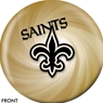 New Orleans Saints NFL Bowling Ball