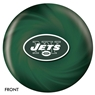 New York Jets NFL Bowling Ball