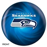Seattle Seahawks NFL Bowling Ball