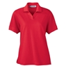 Ash City Ladies Cotton Blend Pique Polo Shirt
