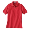 Ash City Ladies Cotton Pique Polo Shirt