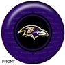 Baltimore Ravens Bowling Ball