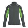 Ash City Ladies Excursion Soft Shell Jacket With Laser Stitch Accents
