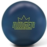 Brunswick Ringer Solid Bowling Ball- Royal Blue