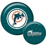 Miami Dolphins Bowling Ball