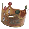 Bowling Birthday Party King/Queen Crown