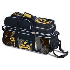 Roto Grip Bowling Products Roto Grip 3 Ball Tote Roller Bowling Bag- Yellow/Black at Sears.com