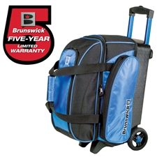 Brunswick Bowling Products Brunswick Gear Double Roller Bowling Bag- Royal/Black at Sears.com