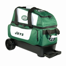 KR Strikeforce Bowling Bags NFL Double Roller Bowling Bag- New York Jets at Sears.com