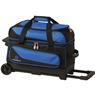 Ebonite Transport 2 Ball Roller Bowling Bag- Many Colors