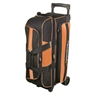 Streamline 3 Ball Roller Bowling Bag by Storm- Orange/Black