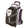 2 Ball Rolling Thunder Bowling Bag by Storm- Purple/Black/White