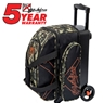 KR Hybrid X Double Roller Bowling Bag- Camo