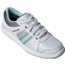 Brunswick Ladies Sienna Bowling Shoes- White/Grey/Eggshell