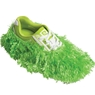 Brunswick Fuzzy Shoe Covers- Lime
