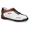 Dexter Womens SST 8 LE Bowling Wide Width Shoes- White/Red/Black