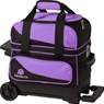 Ebonite Transport I Roller Bowling Bag- Purple/Black