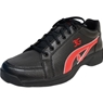 3G Mens Sneaks Bowling Shoes- Black/Red