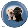 The Dog and Friends Bowling Ball- Labrador Retriever
