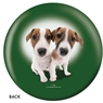The Dog and Friends Bowling Ball- Jack Russell Terrier