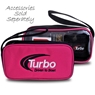 Turbo Grips Driven to Bowl Mini Accessory Bag- Pink
