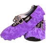 Master Fuzzy Lavendar Ladies Shoe Covers- Large