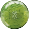 6lb Brunswick Urethane Cosmic Pre-Drilled Bowling Ball