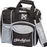 KR Strikeforce Flexx Single Bowling Bag- Silver