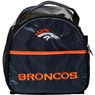 Denver Broncos NFL Single Add On Bag for Roller Bags