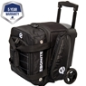 Ebonite Eclipse Single Roller Bowling Bag- Many Colors Available