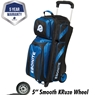 Ebonite Equinox Triple Roller Bowling Bag- Many Colors Available
