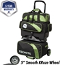 Ebonite Equinox 4 Ball Roller Bowling Bag